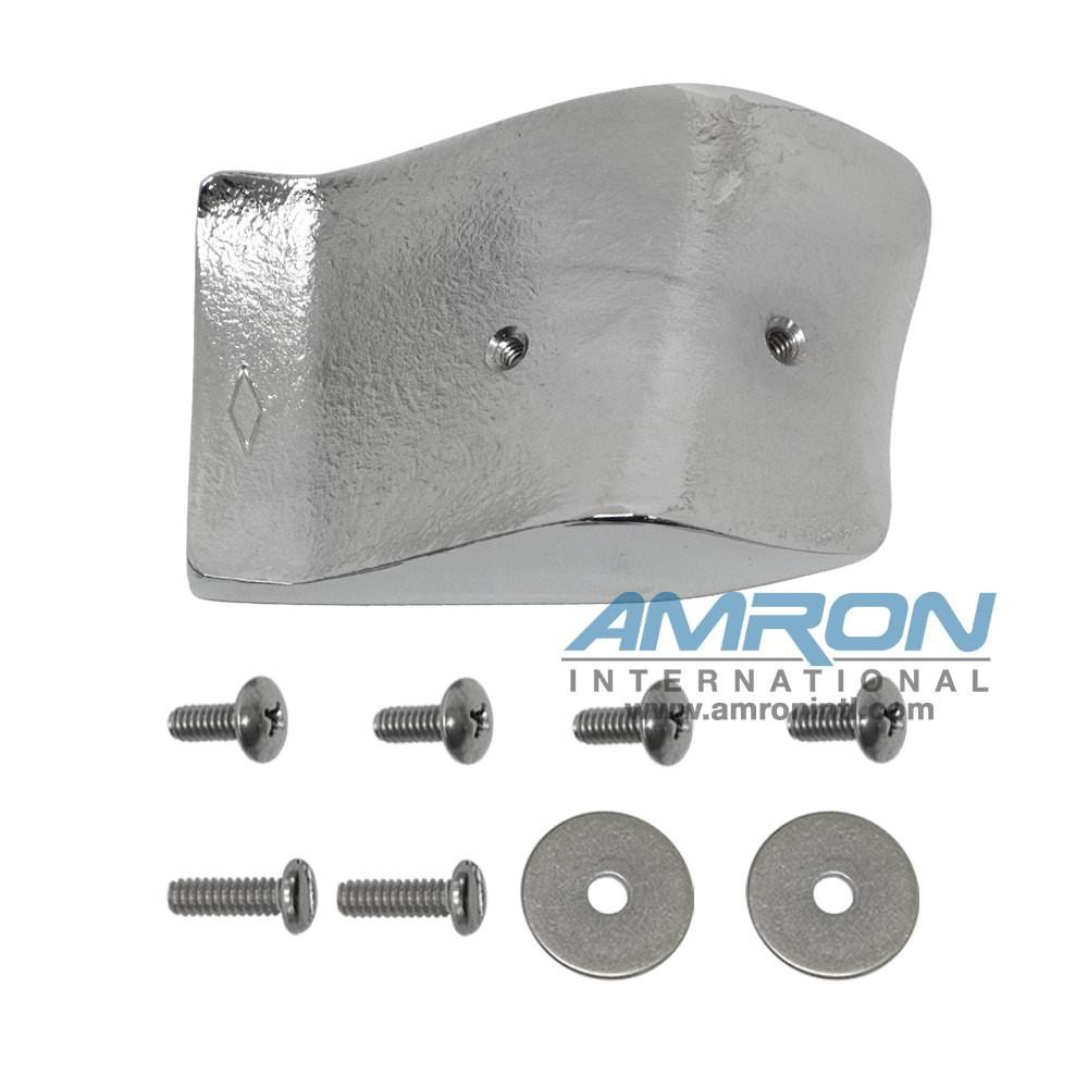 Kirby Morgan Port Weight Kit for SuperLite® 27 Commercial Diving Helmet 525-220