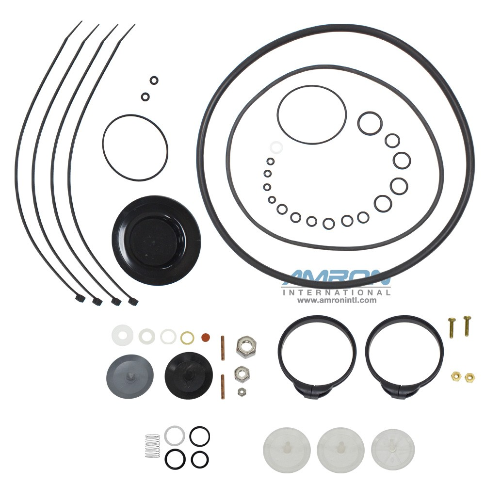 Kirby Morgan 525-360 Soft Goods Overhaul Kit for the 17B Superlite