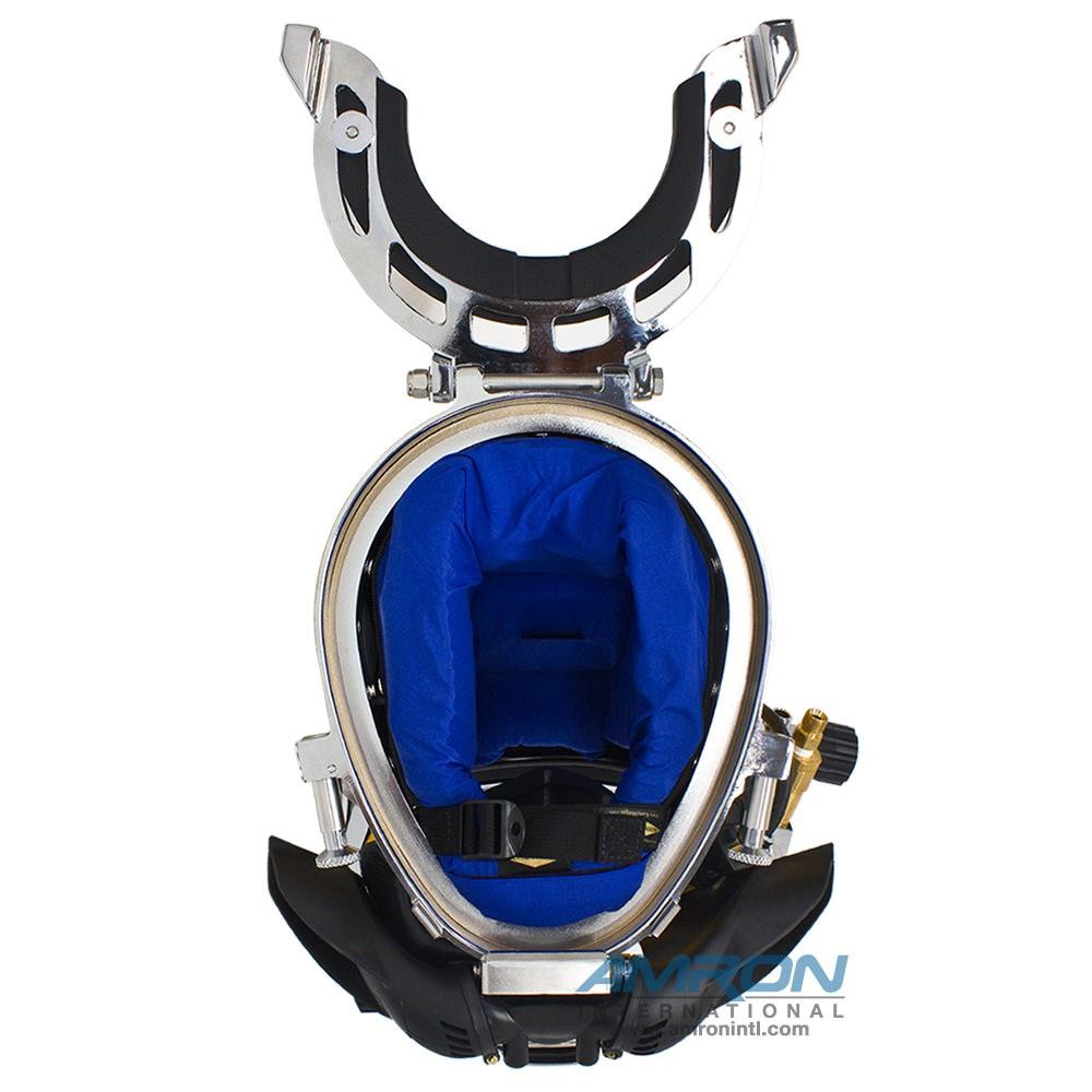kirby morgan superlite 27 commercial diving helmet mwp 500