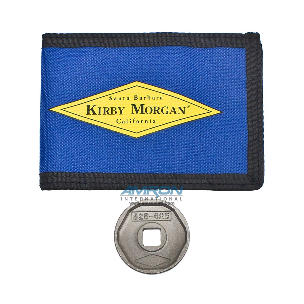 Kirby Morgan Demand Regulator Adjustment Tool Kit With Pouch - P/N: 525-060