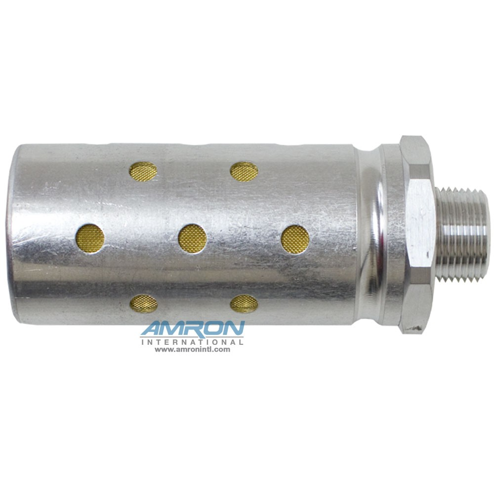 Norgren Quietaire Heavy Duty Silencer 1 inch Male NPT MB008A
