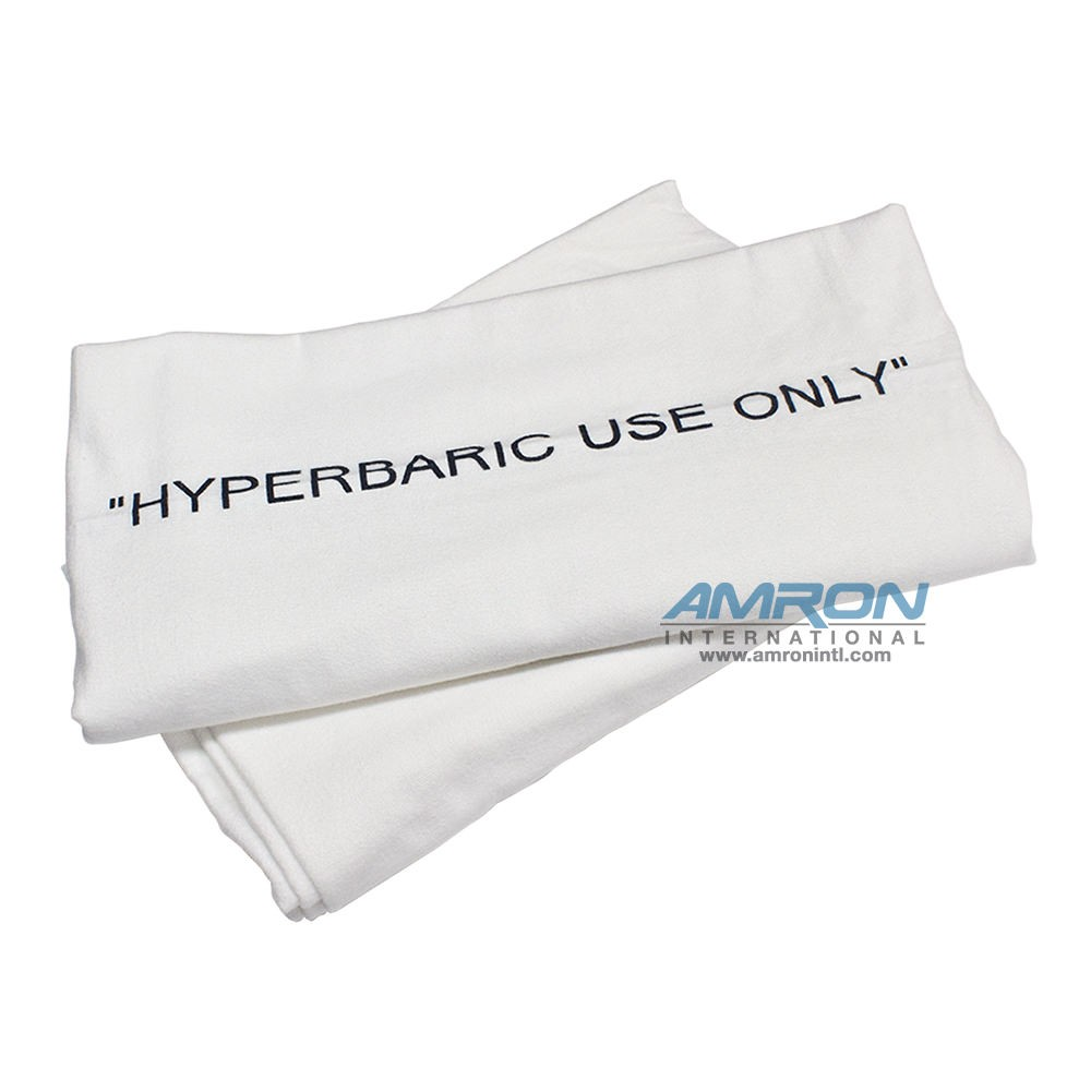 Medline Case of 12 Hyperbaric Blankets - 100% Cotton Flannel - 72 in  x 90  in