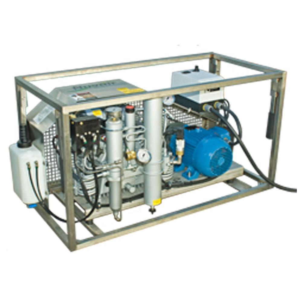Nuvair 8037.2 Mini Tech High Pressure Electric Air Compressor NUV-8037.2
