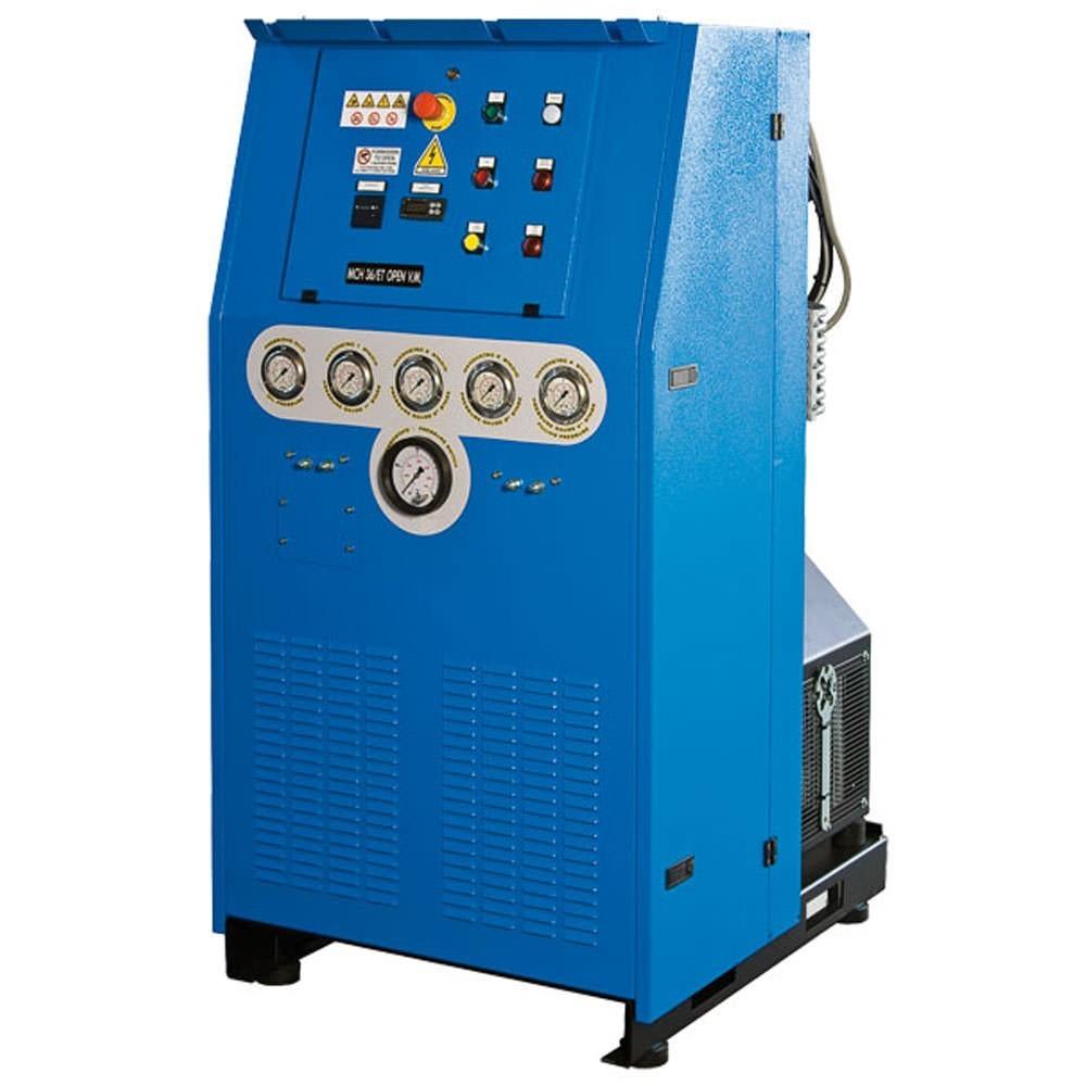 Nuvair 26 Open High Pressure Air Compressor - 20HP 400V 50HZ Open - 6000 PSI Maximum Pressure NUV-8044.6