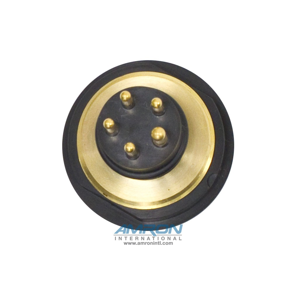 Outland Technology Epoxy Bulkhead Connector for Cameras XSK-5-BCL-Bottom