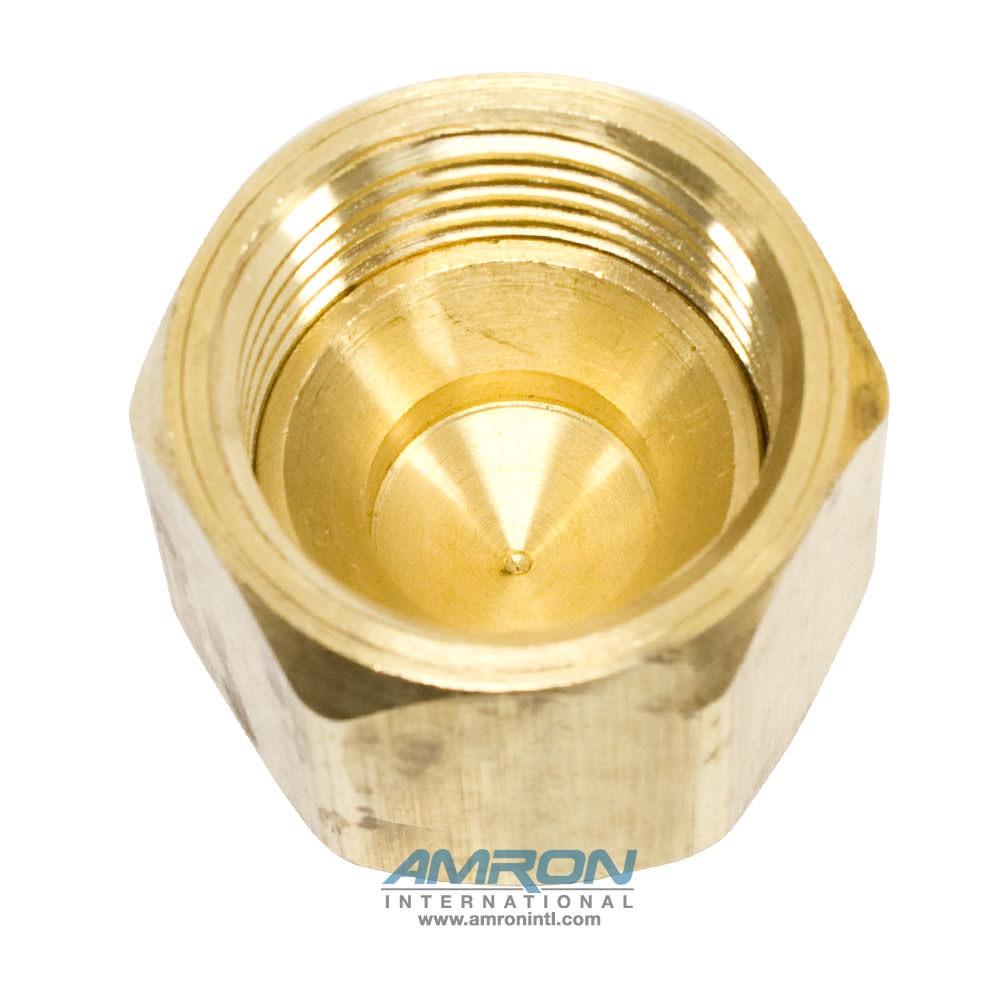 Parker Triple-Lok® FNTX Cap JIC Brass FNTX-B-12