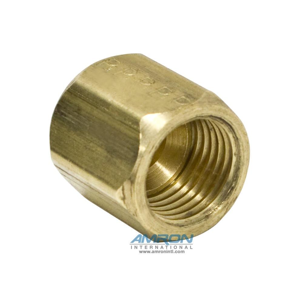 Parker Triplelok® FNTX Cap JIC Brass FNTX-B-6