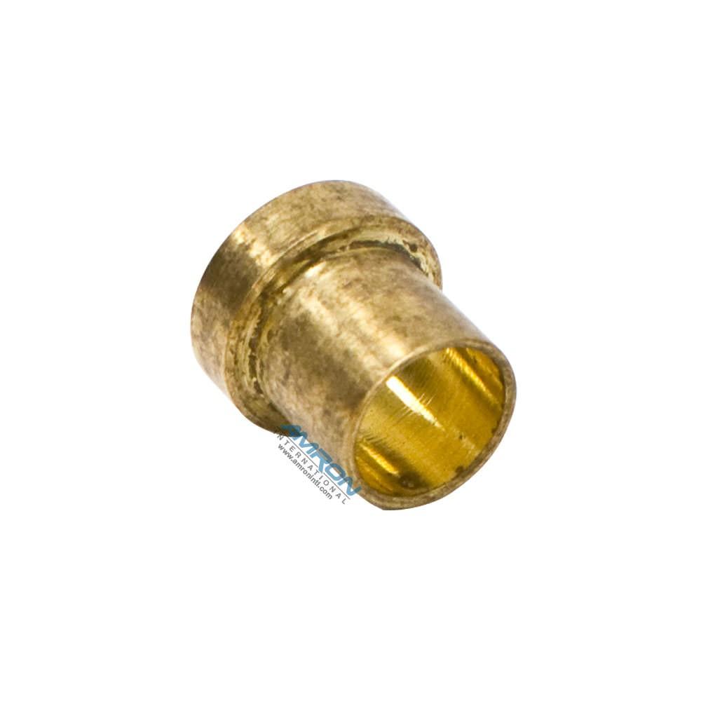 Parker Triple-Lok® TX Sleeve (Ferrule) 1/4 in. JIC - Brass TX-B-4