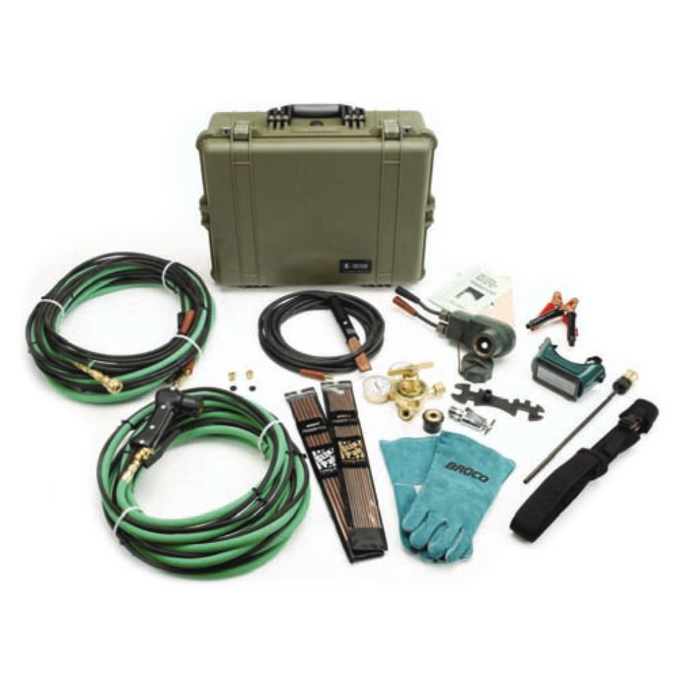 Broco PC/MIL-60 Vehicle and Heavy Equipment Cutting Torch Kit