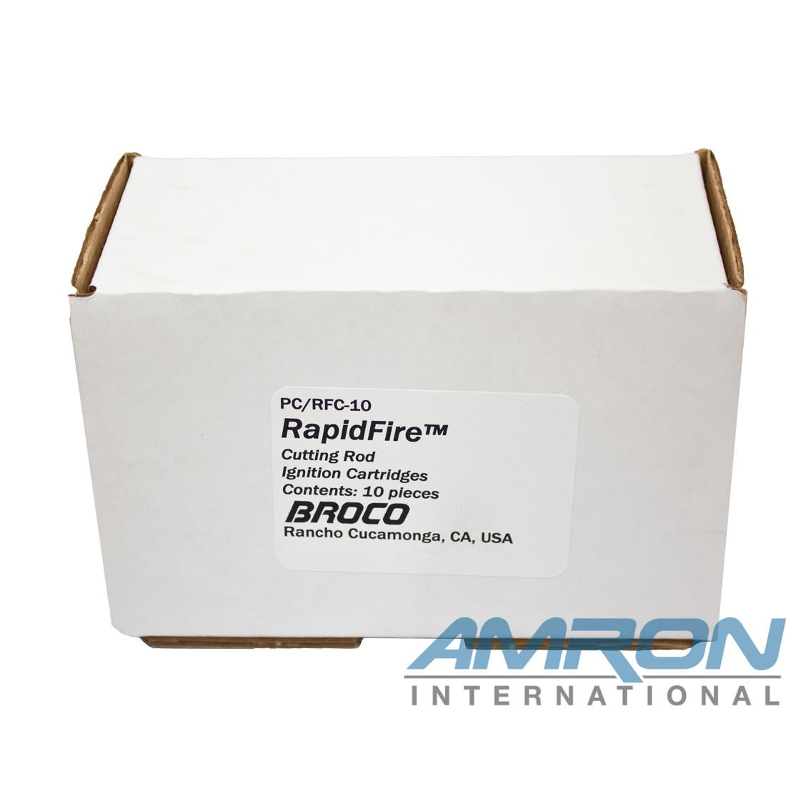 Broco RapidFire Cutting Rod Igniter - Box of 10 PC/RFC-10