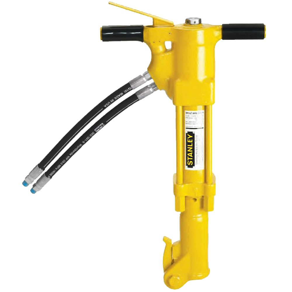 Stanley Tools Hydraulic Underwater Medium to Heavy Breaker BR67 - BR67320 - Photo is a representation of product. Actual product may vary.
