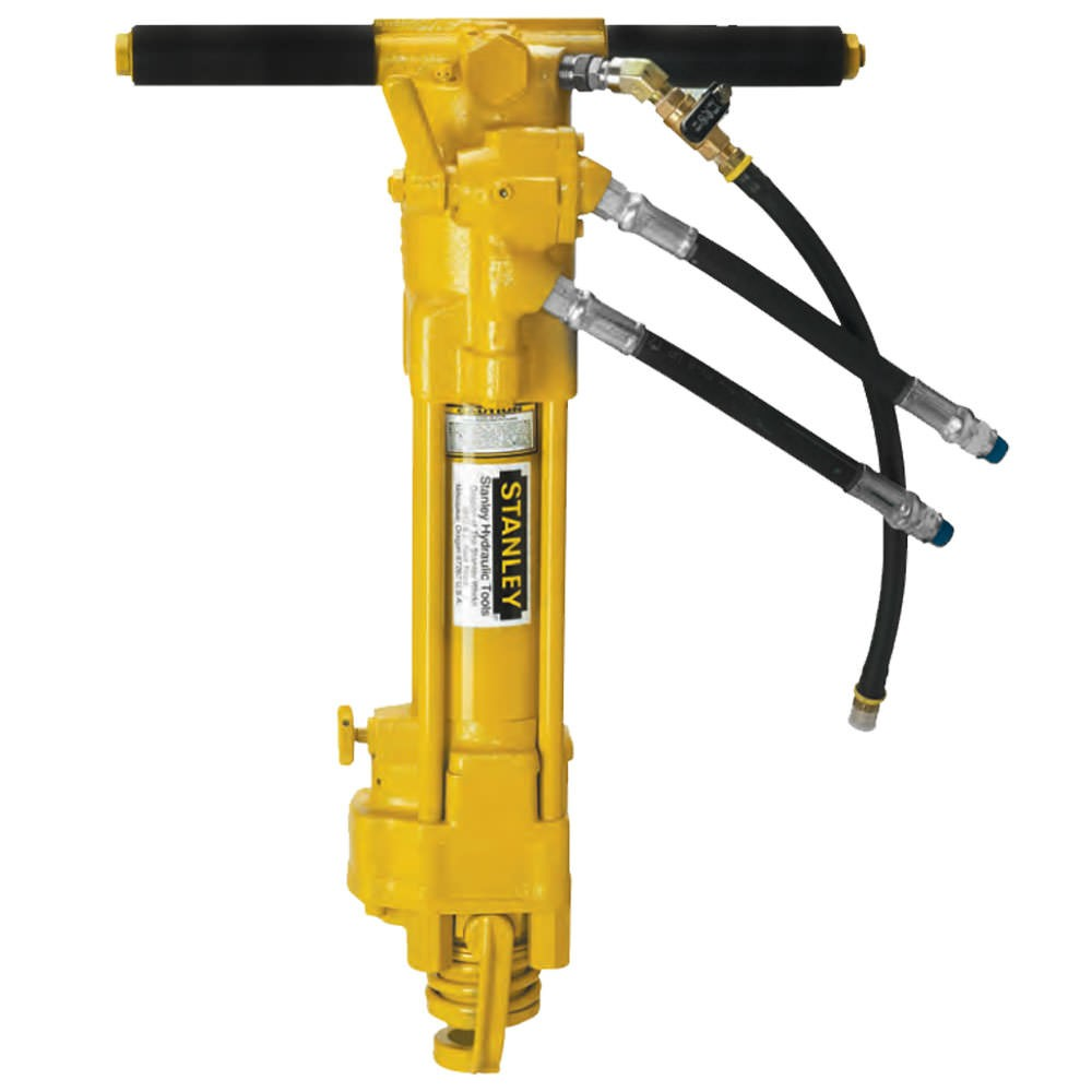 Stanley Tools SK58310 Hydraulic Underwater Sinker Drill - I Inch Shank  (Includes Hose Whips - Excludes Couplers)