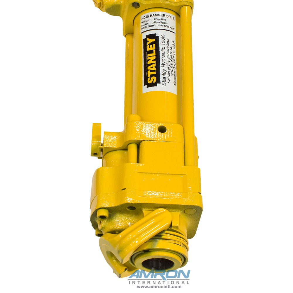 Stanley Hydraulic Underwater Hammer Drill HD45 - HD45310