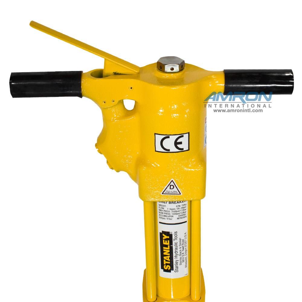 Stanley Tools Hydraulic Underwater Medium to Heavy Breaker BR67 - BR67320
