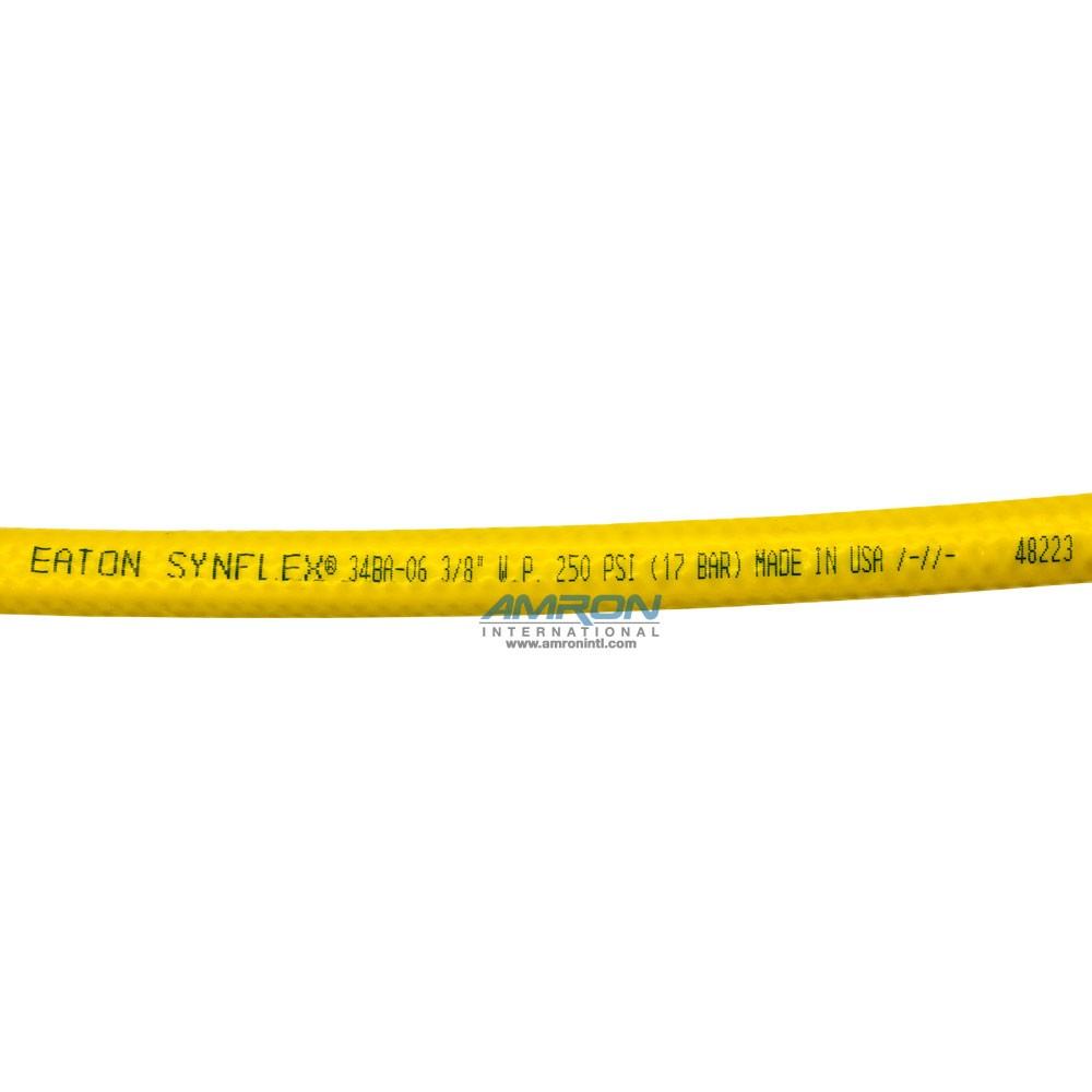 Synflex 34BA Bright Yellow Breathing Air Hose 300 Foot Reel 34BA-06-REEL