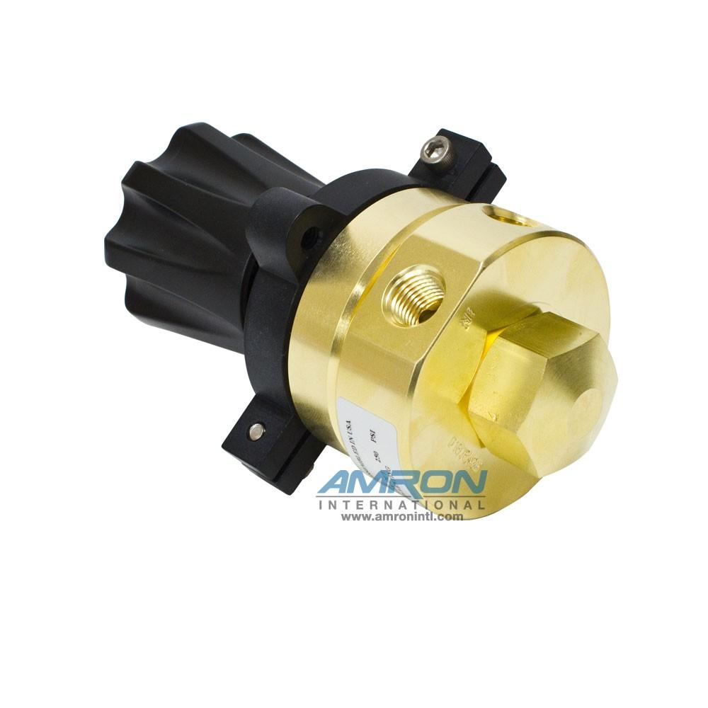 TESCOM Pressure Reducing Regulator Brass 0-250 PSIG 26-1512-24-156