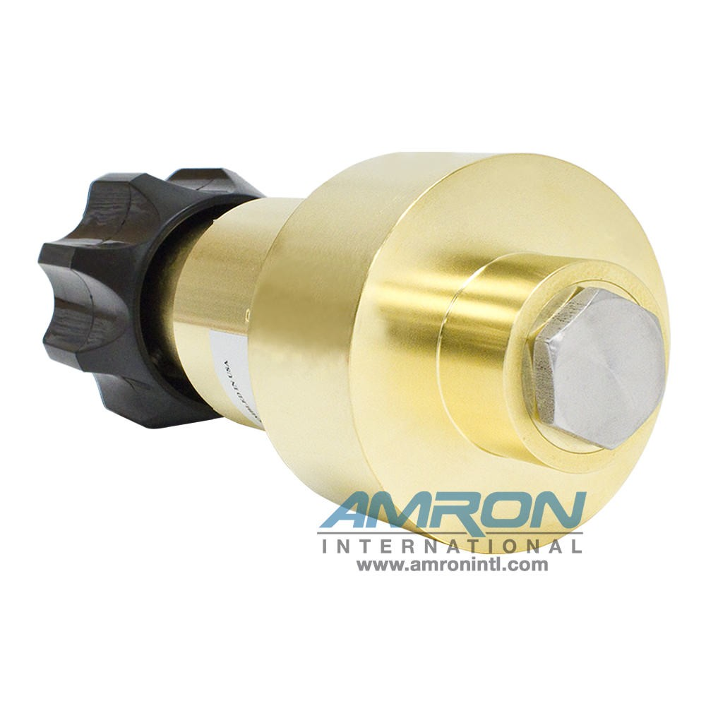 Tescom Pressure Reducing Regulator 0-600 PSIG – Brass 44-1313-2122-019