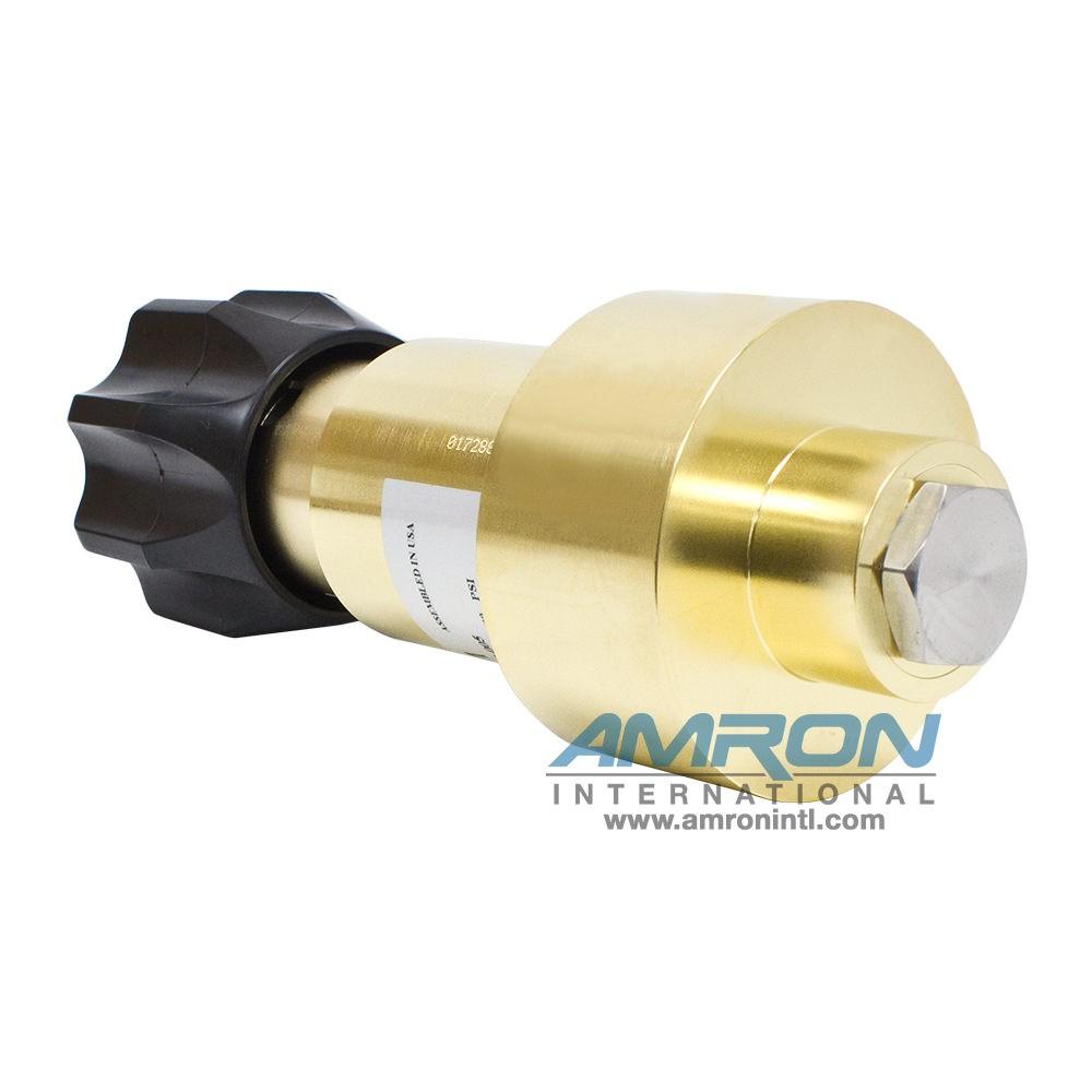 Tescom Pressure Reducing Regulator 0-600 PSIG - Brass 44-1313-2122