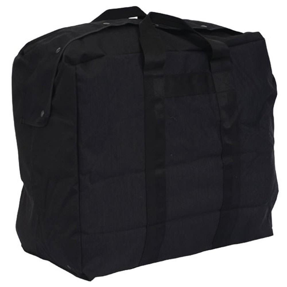 Tru-Spec GI Spec Flight Kit Bag - Black ATC-6342