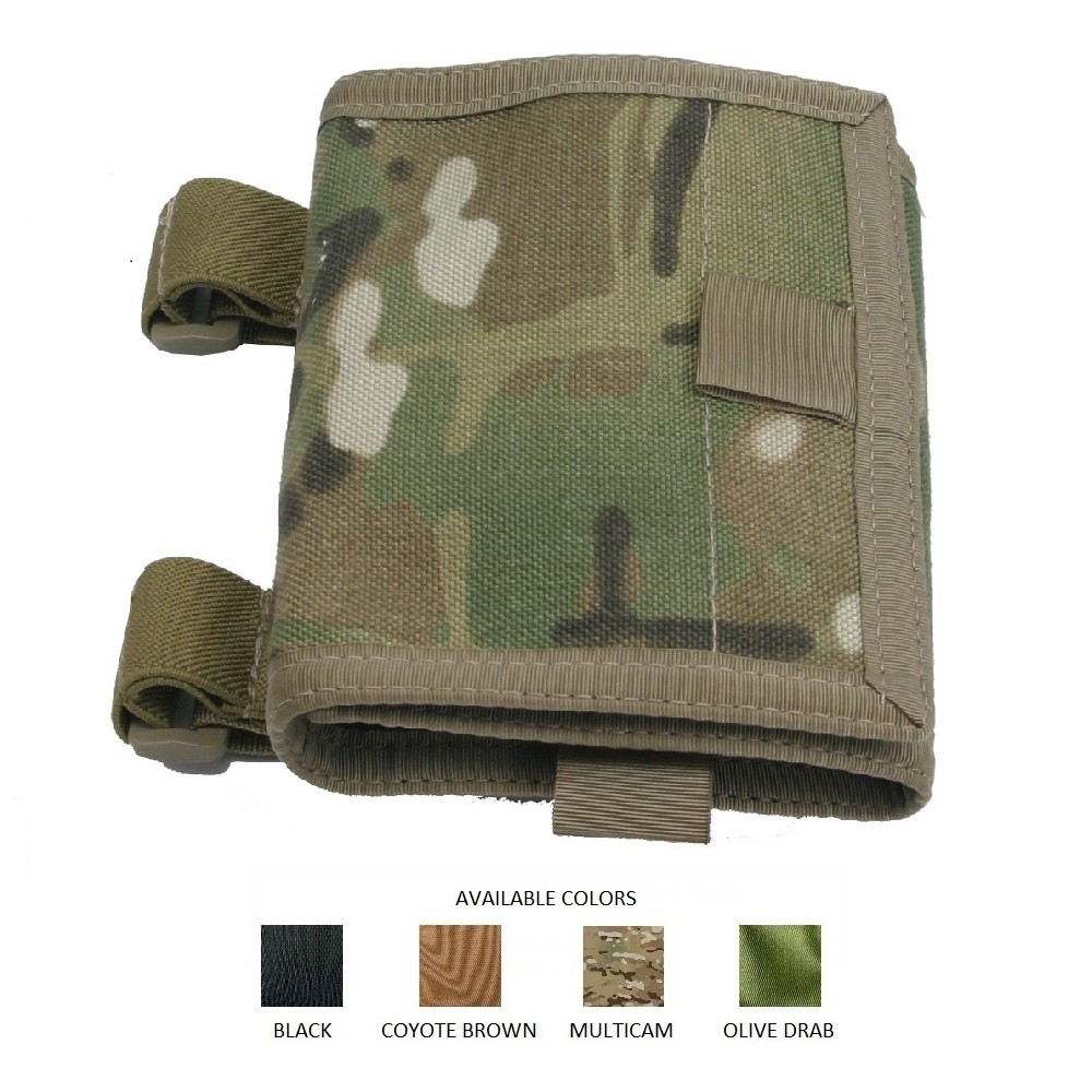 Tactical Tailor Tactical Playbook (Photo is representation of product. Actual color of playbook is coyote brown.)
