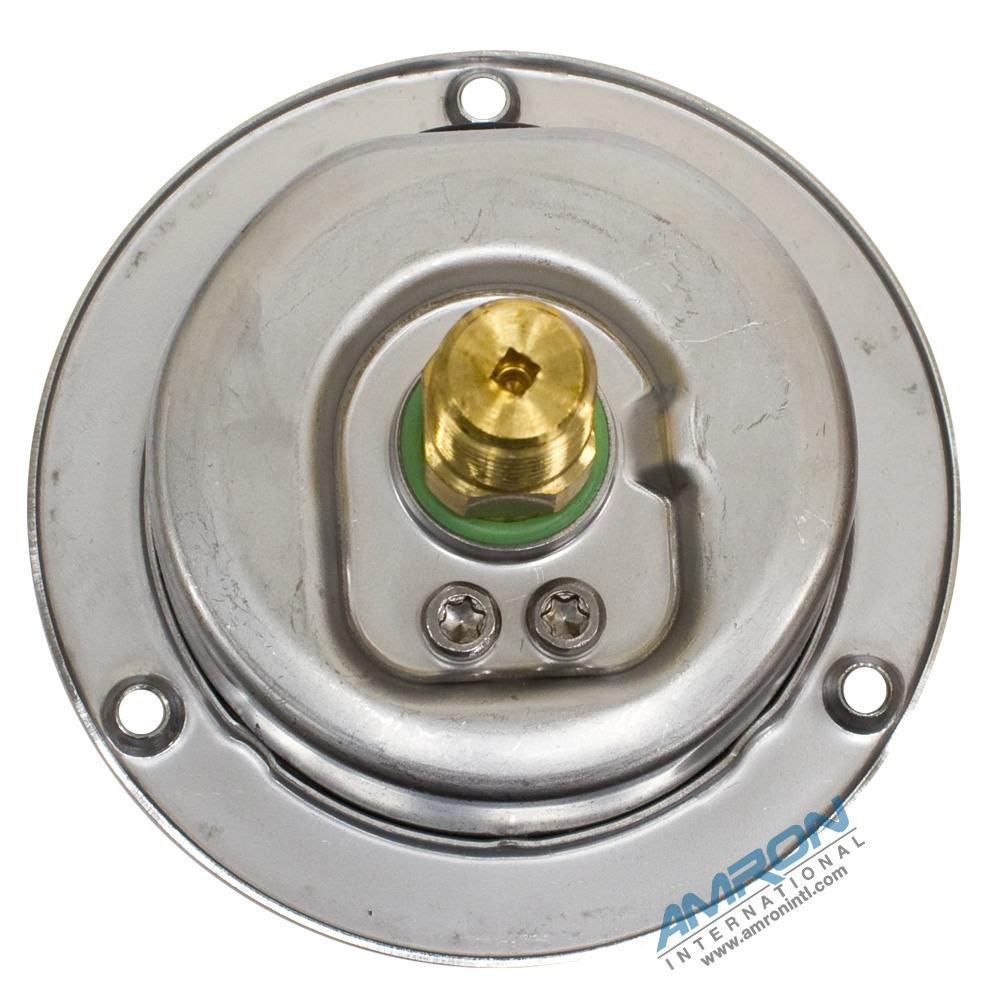 Wika Model 212.53 Bourdon Tube Dry Case Pressure Gauge 2.5 in 0-600 PSI 1/4 in