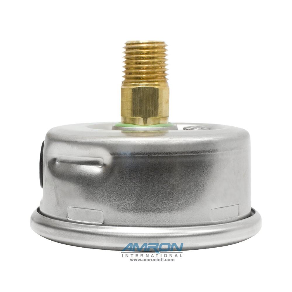 Wika Model 212.53 Bourdon Tube Dry Case Pressure Gauge 2.5 inch 71172520400