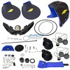 525-349 Overseas Spares Kit for Kirby Morgan Dive Helmets SL® 17K and 37