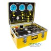 8300-HP Air Control and Depth Monitoring System for 3 Divers 1 Regulator and 2 Low Pressure Inputs