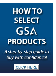 How to Select GSA Products