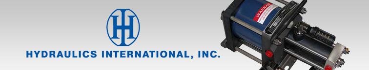 Hydraulics International Brand Banner