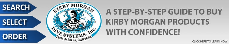 Kirby Morgan Dive Systems